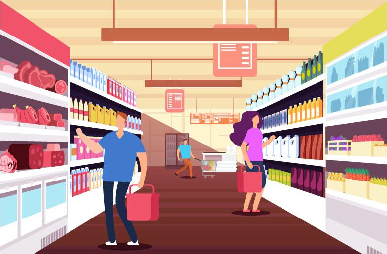 Allons-nous vers la mort annoncée des hypermarchés ?