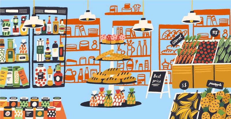 Quels sont les 5 principaux enjeux organisationnels des magasins alimentaires de proximité ?
