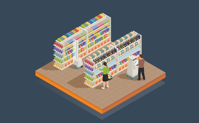 Distribution alimentaire : comment adapter son modèle d'organisation face à la montée en charge du e-commerce ?