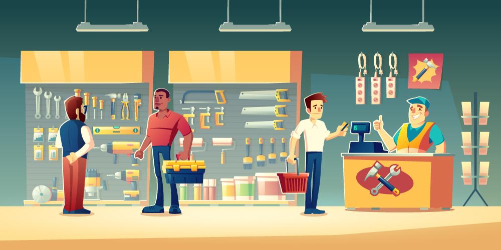 Magasins de bricolage : comment proposer plus de services et de conseil à la vente sans embaucher plus ?